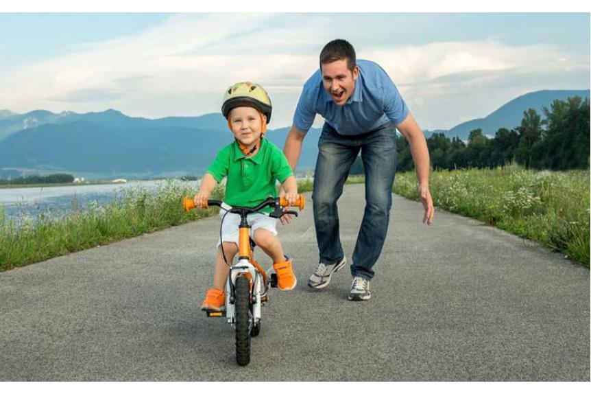 Что же развивает езда на велосипеде?