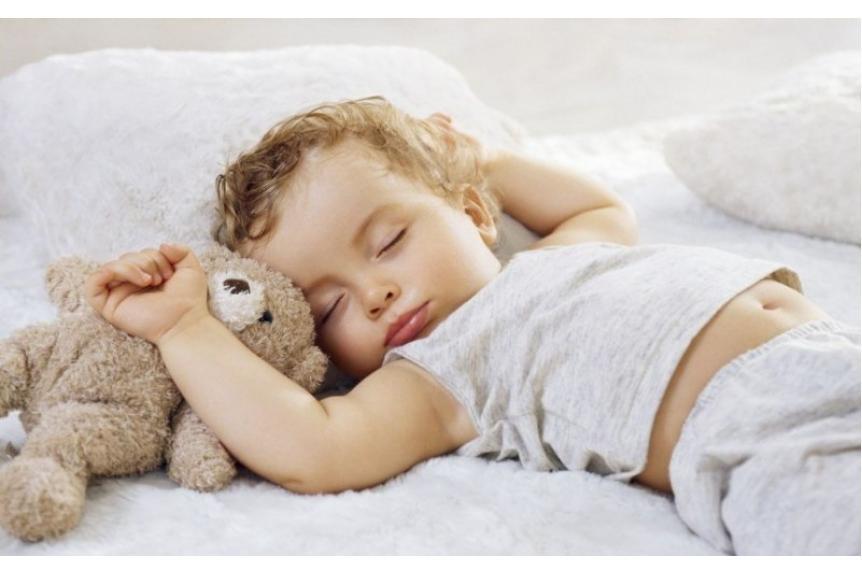 Как легко уложить спать малыша?
