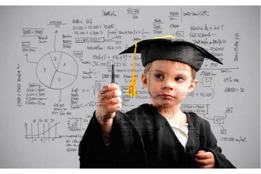 Как найти талант ребенка?