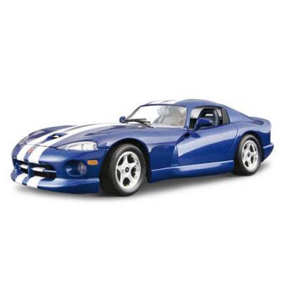 Купить DODGE VIPER GTS COUPE 1996, 1:24, BBURAGO (18-25023)