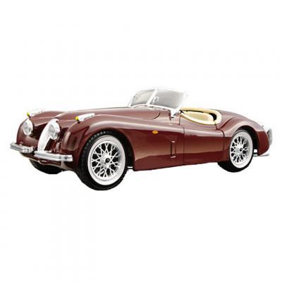 Купить JAGUAR XK 120 ROADSTER 1948, 1:24, BBURAGO (18-25061)
