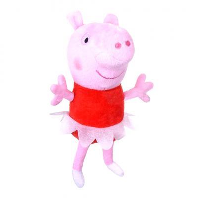 Купить СВИНКА ПЕППА БАЛЕРИНА, 20 СМ, PEPPA PIG (25081)