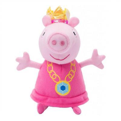 Купить СВИНКА ПЕППА ПРИНЦЕССА, 20 СМ, PEPPA PIG (31151)