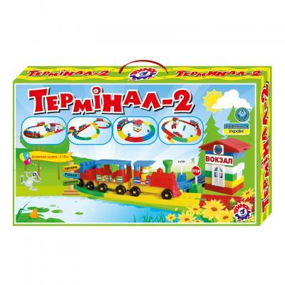 Купить ТЕРМИНАЛ 2, 121 ЭЛЕМЕНТ, ТЕХНОК (1240)