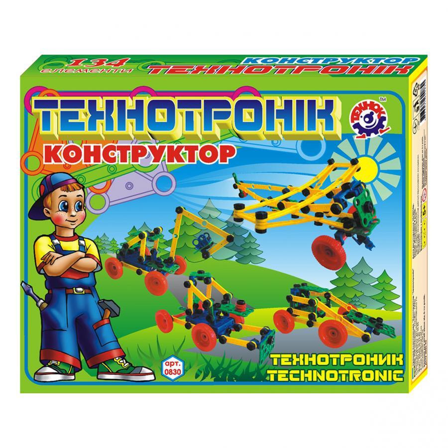 Купить ТЕХНОТРОНИК (УКР.), 134 ЭЛЕМЕНТА, ТЕХНОК (0830)_1