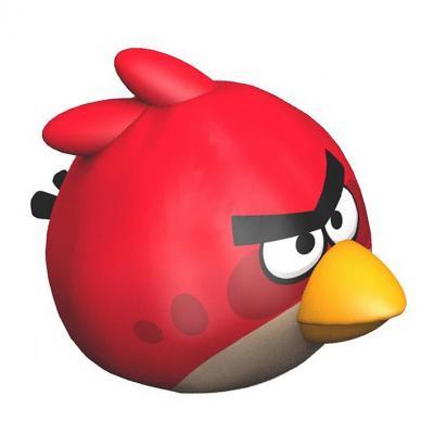 Купить ДОПОЛНИТЕЛЬНАЯ ПТИЦА ДЛЯ НАПОЛЬНОЙ ИГРЫ ANGRY BIRDS, TACTIC (40635)