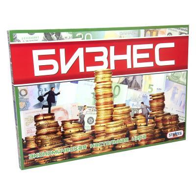 Купить НАСТОЛЬНАЯ ИГРА STRATEG БИЗНЕС НА УКРАИНСКОМ И РУССКОМ ЯЗЫКЕ(362)