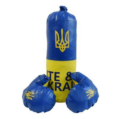 Купить ИГРОВОЙ НАБОР STRATEG НАБОР БОКСЕРСКИЙ UKRAINE СИМВОЛИКА, СРЕДНИЙ(2053)