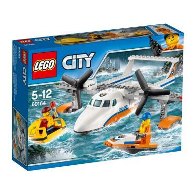 Купить СПАСАТЕЛЬНЫЙ САМОЛЕТ БЕРЕГОВОЙ ОХРАНЫ, LEGO (60164)