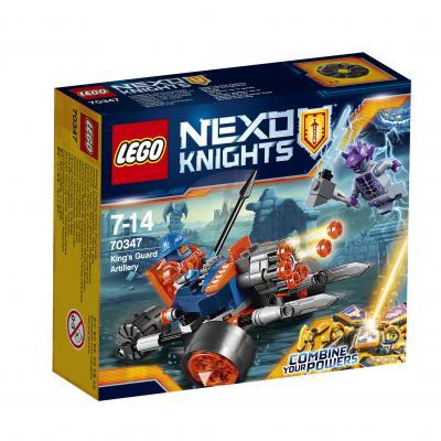 Купить САМОХОДНАЯ АРТИЛЛЕРИЙСКАЯ УСТАНОВКА КОРОЛЕВСКОЙ ГВАРДИИ, LEGO (70347)