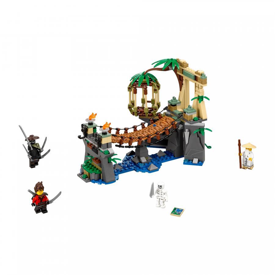Купить БИТВА ГАРМАДОНА И МАСТЕРА ВУ, LEGO (70608)_1