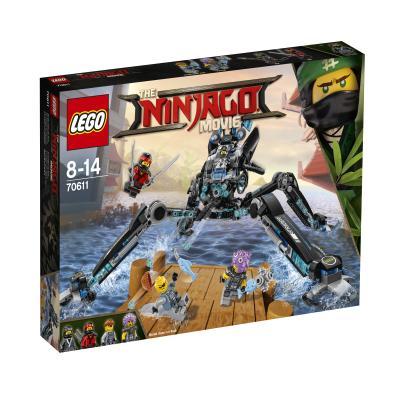 Купить ВОДЯНОЙ РОБОТ, LEGO (70611)