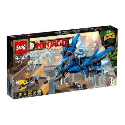 Купить САМОЛЁТ-МОЛНИЯ ДЖЕЯ, LEGO (70614)