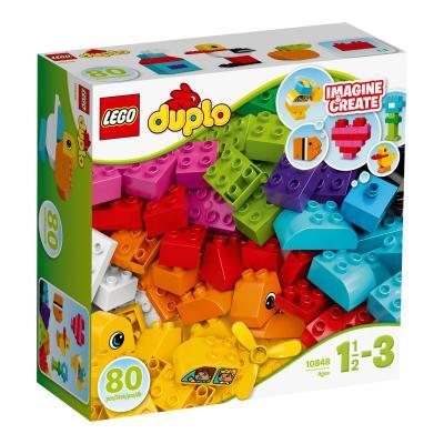 Купить МОИ ПЕРВЫЕ КУБИКИ, LEGO (10848)