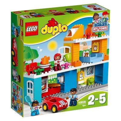 Купить СЕМЕЙНЫЙ ДОМИК, LEGO (10835)