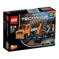 Купить ДОРОЖНАЯ ТЕХНИКА, LEGO (42060)