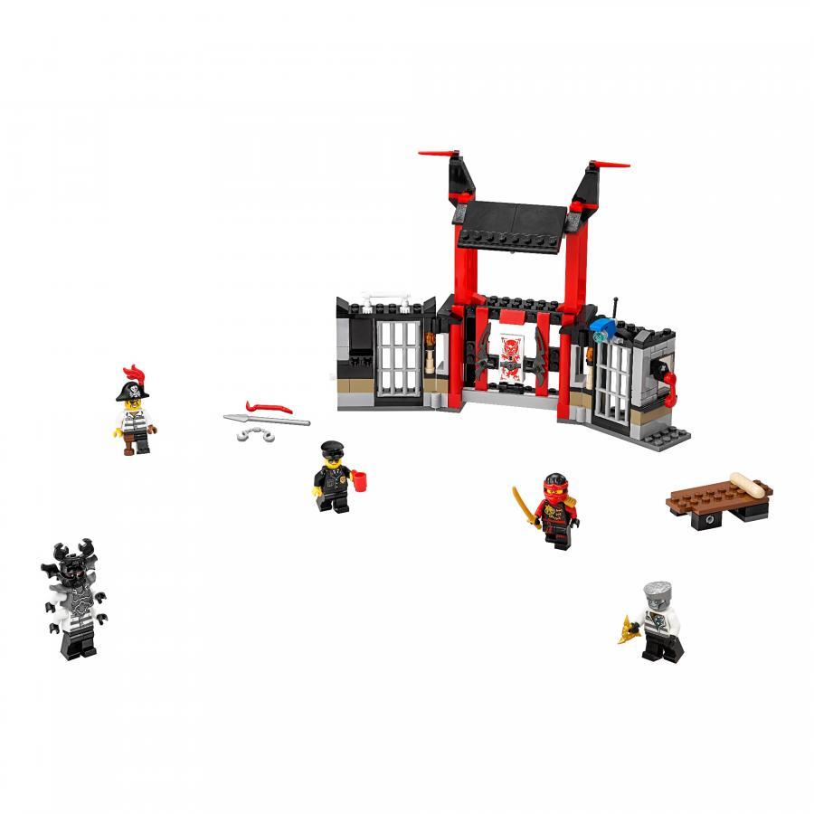 Купить ПОБЕГ ИЗ ТЮРЬМЫ КРИПТАРИУМ, LEGO (70591)_1