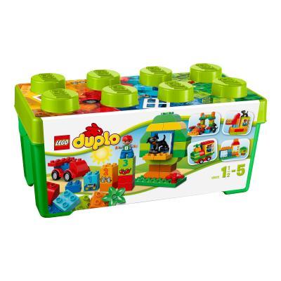Купить LEGO ВЕСЕЛАЯ ЗЕЛЕНАЯ КОРОБКА, LEGO (10572)