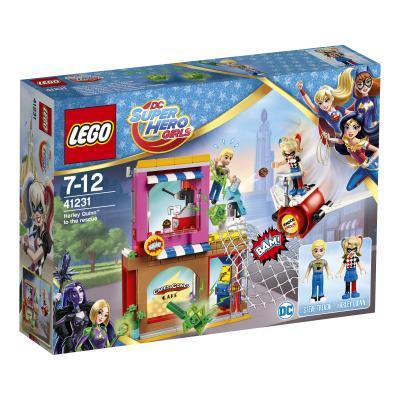 Купить ХАРЛИ КВИНН СПЕШИТ НА ПОМОЩЬ, LEGO (41231)