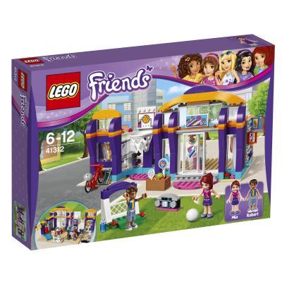 Купить СПОРТИВНЫЙ ЦЕНТР ХАРТЛЕЙКА, LEGO (41312)