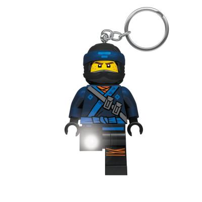 Купить БРЕЛОК - ФОНАРИК НИНДЗЯГО ДЖЕЙ, LEGO (LGL-KE108J)