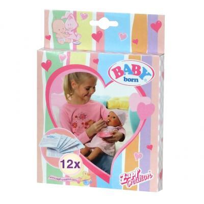 Купить КАША ДЛЯ КУКЛЫ, (12 ПАКЕТИКОВ), BABY BORN (779170)
