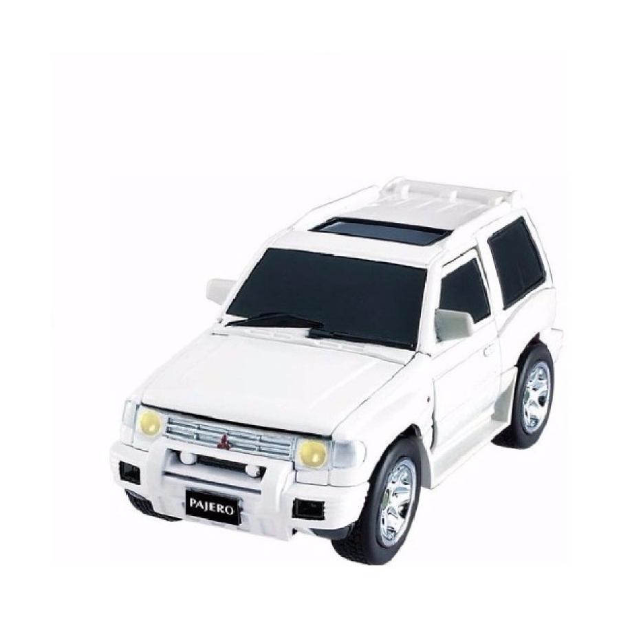 Купить РОБОТ-ТРАНСФОРМЕР MITSUBISHI PAJERO, (1:32), ROADBOT (52020 R)_1