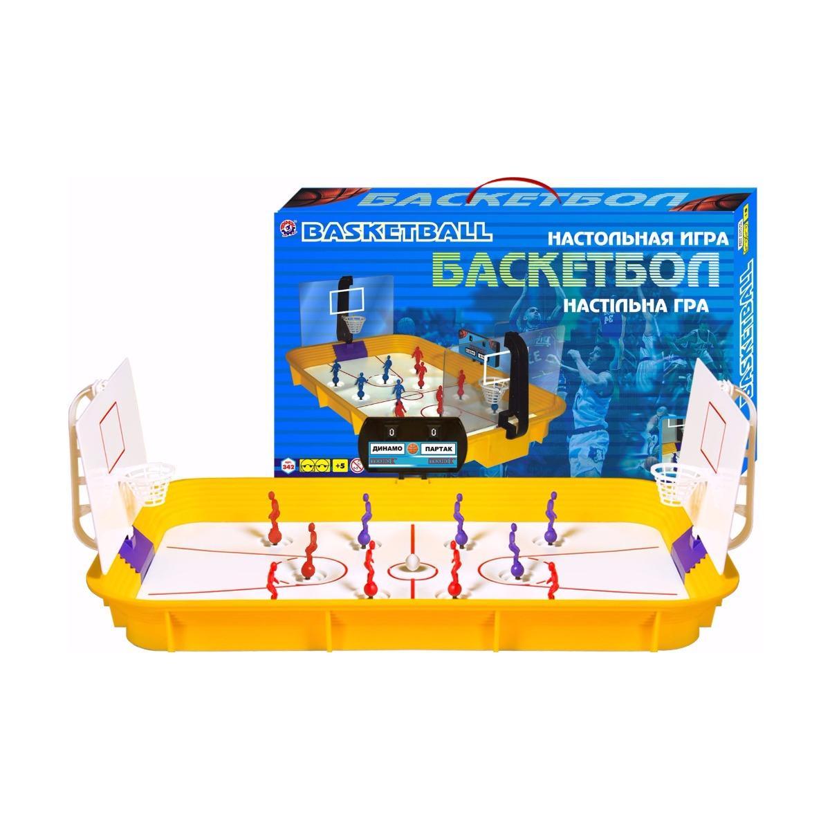 0ea88814 Настольная игра ТехноК Настольная игра Баскетбол(0342) купить в ...
