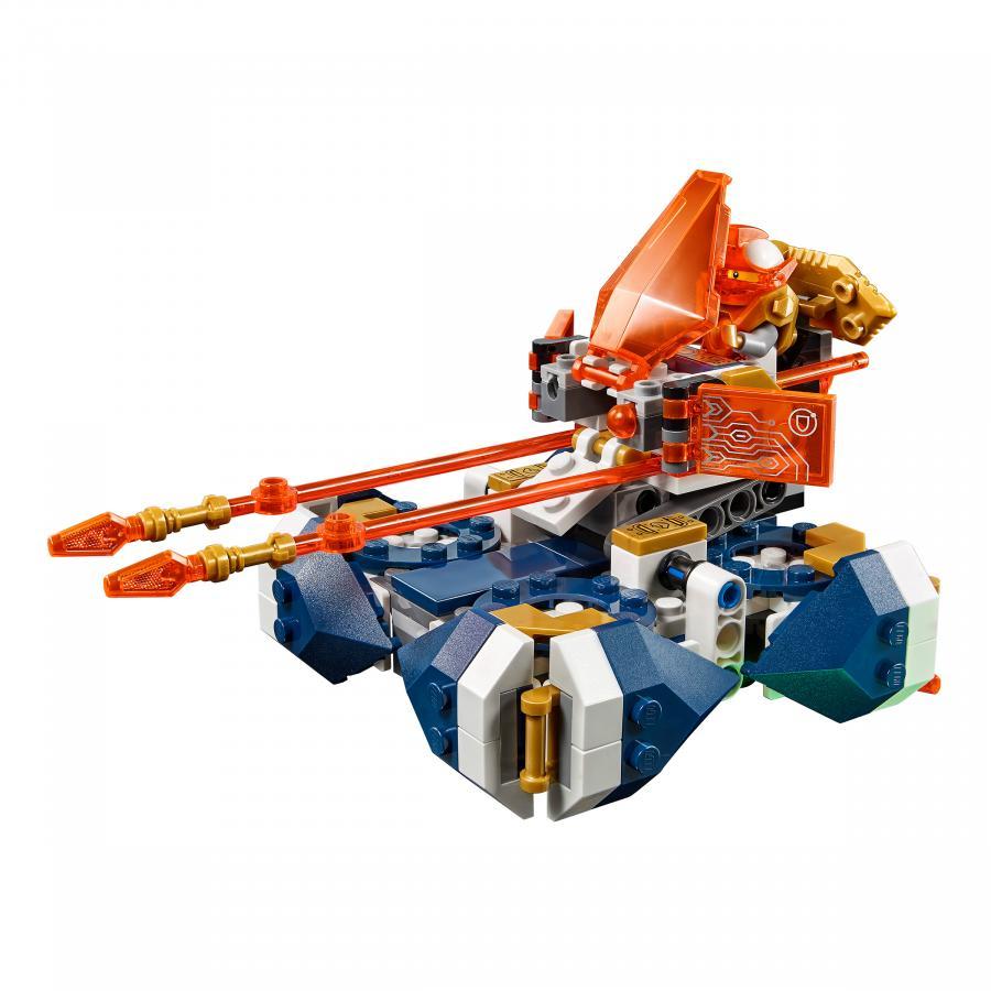 Купить ЛЕТАЮЩАЯ ТУРНИРНАЯ МАШИНА ЛАНСА, LEGO (72001)_2