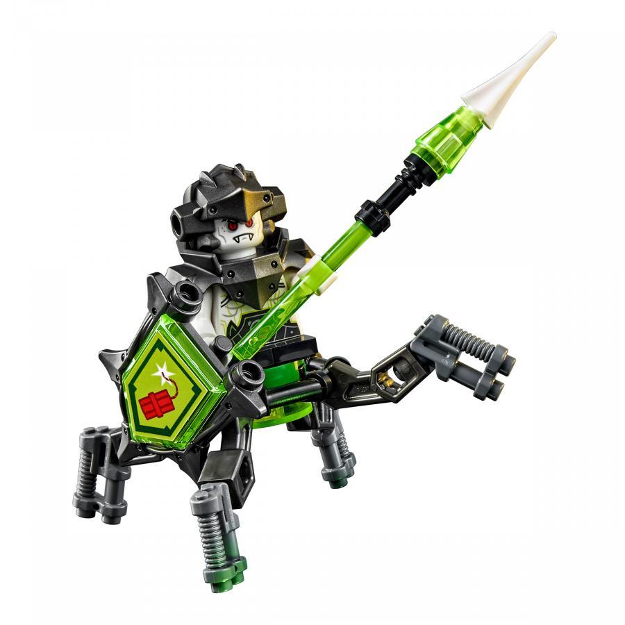 Купить ЛЕТАЮЩАЯ ТУРНИРНАЯ МАШИНА ЛАНСА, LEGO (72001)_3