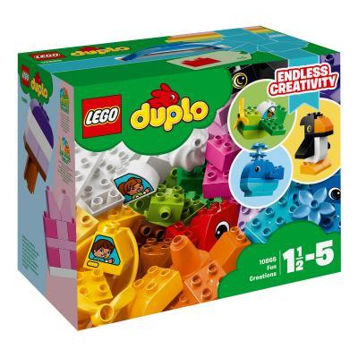 Купить БЕСКОНЕЧНОЕ ТВОРЧЕСТВО, LEGO (10865)