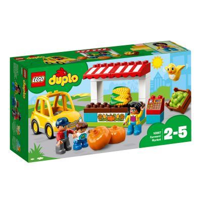 Купить ФЕРМЕРСКИЙ РЫНОК, LEGO (10867)