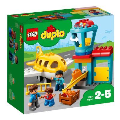 Купить АЭРОПОРТ, LEGO (10871)