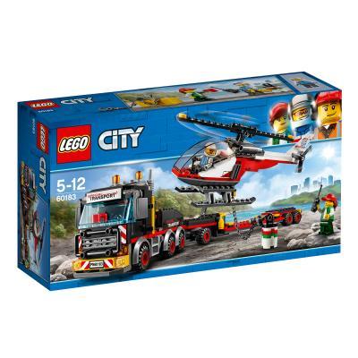Купить ПЕРЕВОЗКА ТЯЖЕЛЫХ ГРУЗОВ, LEGO (60183)