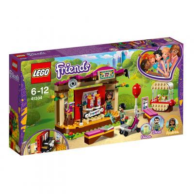 Купить ВЫСТУПЛЕНИЕ АНДРЕА В ПАРКЕ, LEGO (41334)