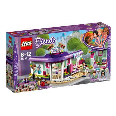 Купить ЭММА В АРТ-КАФЕ, LEGO (41336)