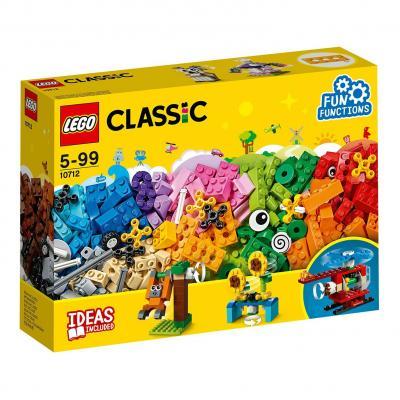 Купить КУБИКИ И МЕХАНИЗМЫ, LEGO (10712)