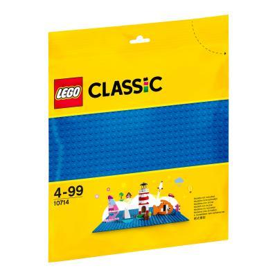 Купить СИНЯЯ БАЗОВАЯ ПЛАСТИНА, LEGO (10714)