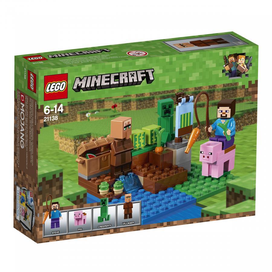 Купить АРБУЗНАЯ ФЕРМА, LEGO (21138)