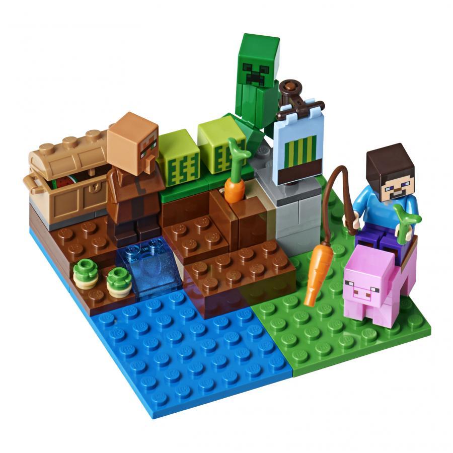 Купить АРБУЗНАЯ ФЕРМА, LEGO (21138)_1