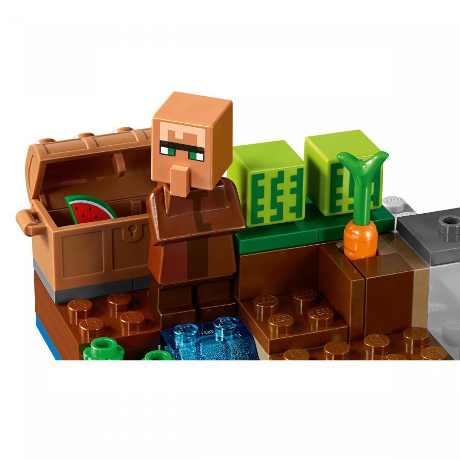 Купить АРБУЗНАЯ ФЕРМА, LEGO (21138)_3