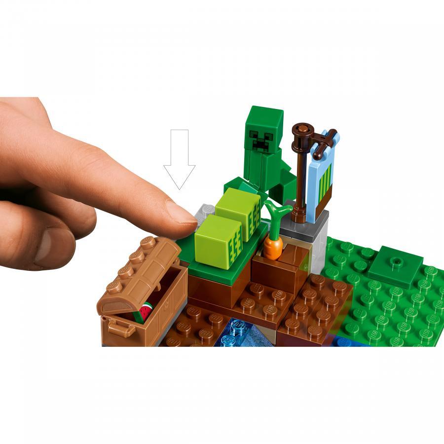 Купить АРБУЗНАЯ ФЕРМА, LEGO (21138)_4