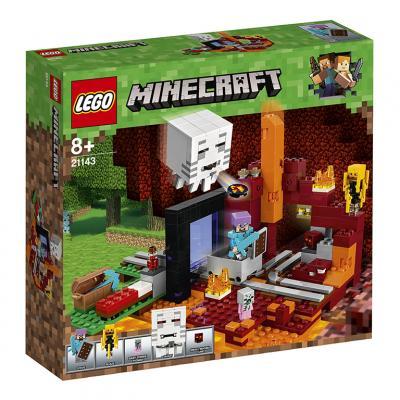 Купить ПОРТАЛ В ПОДЗЕМЕЛЬЕ, LEGO (21143)