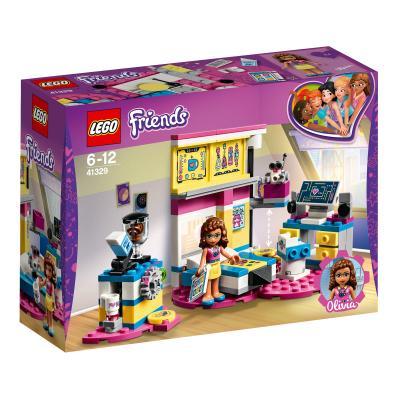 Купить СПАЛЬНЯ ОЛИВИИ, LEGO (41329)