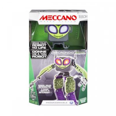 Купить КОНСТРУКТОР MECCANO SWITCH, 139 ЭЛ., MECCANO (6027338/3)
