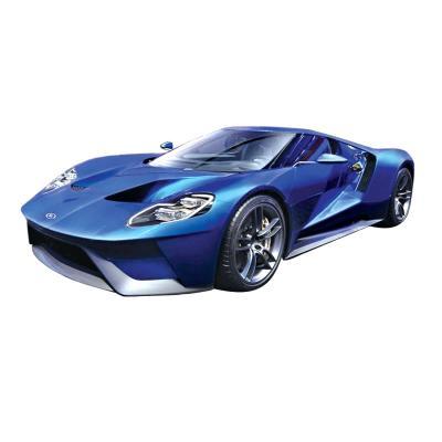 Купить АВТОМОДЕЛЬ FORD GT, 1:24, СИНИЙ, MAISTO (81238 BLUE)