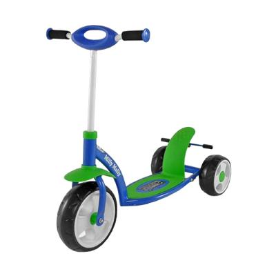 Купить САМОКАТ SCOOTER CRAZY BLUE-GREEN, MILLY MALLY (5901761120790)