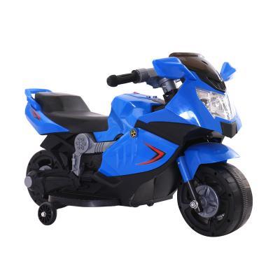 Купить ЭЛЕКТРОМОТОЦИКЛ  T-7215, СИНИЙ, BABYTILLY (T-7215 BLUE)