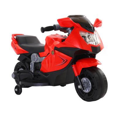 Купить ЭЛЕКТРОМОТОЦИКЛ  T-7215, КРАСНЫЙ, BABYTILLY (T-7215 RED)
