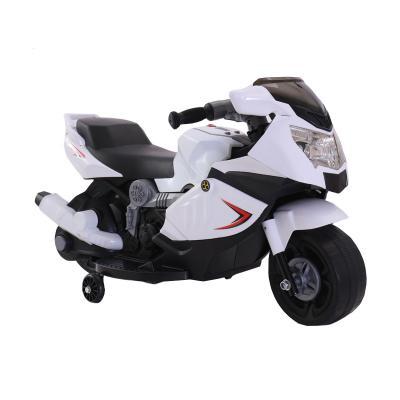Купить ЭЛЕКТРОМОТОЦИКЛ  T-7215, БЕЛЫЙ, BABYTILLY (T-7215 WHITE)